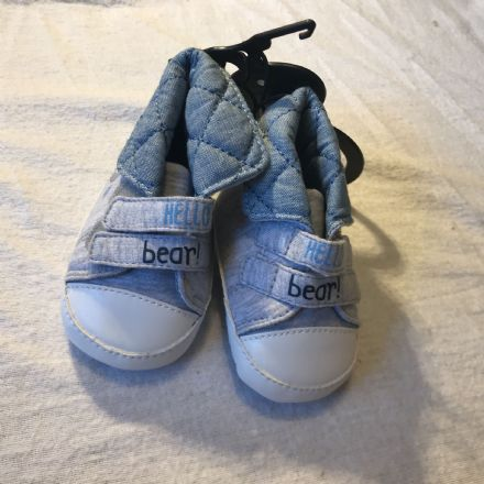 0-3 Month Baby Bear Boot